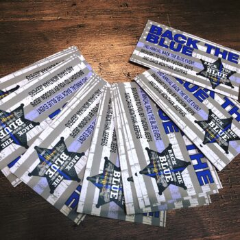 Back the Blue 2018 Tickets