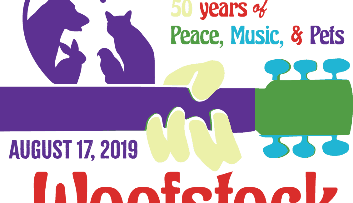 August 17, 2019 Woofstock Humane Society Event at Kino Sports Complex
